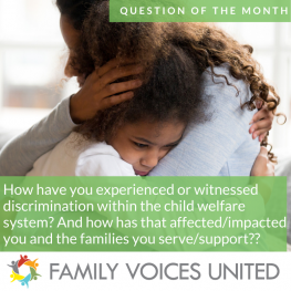 discrimination in the child welfare system